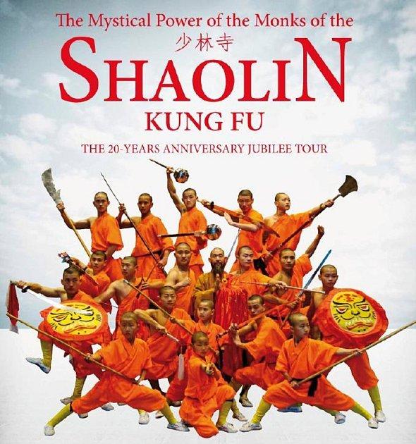 Show Shaolin Kung FU - Mystické síly mnichů