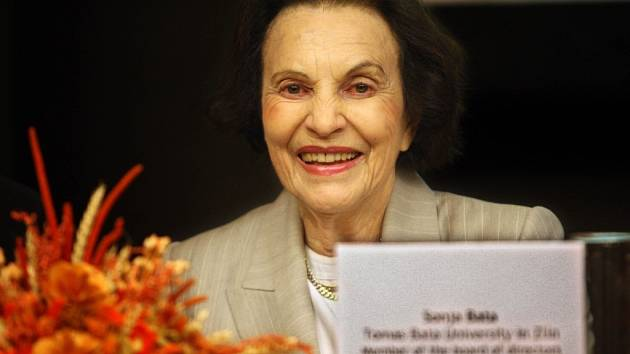 Sonja Baťová. Ilustrační foto.