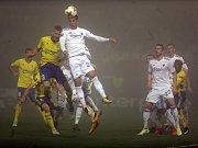 UEFA liga  FC Zlín -  FC Kodaň 1:1Mlha.