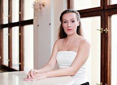 Operní pěvkyně Simona Mrázová