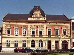 Vizovická radnice