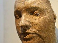 Posmrtná maska Jana Palacha vznikla potají 19. ledna 1969 v Ústavu soudního lékařství na Albertově. Vytvořil ji Olbram Zoubek.