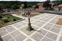 Mariánské náměstí ve Štípě
