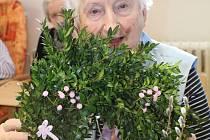 V Alzheimercentru ve Zlíně se už těšíme na jaro.