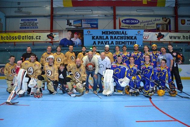inline hokejový zápas Devils Zlín-Dubnica