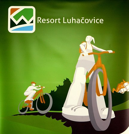 Resort- Luhačovice Propagační banery.