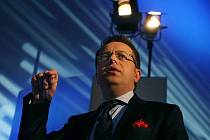 Ve středu 31. března odvysílal ze Zlína svůj předvolební speciál Václav Moravec.