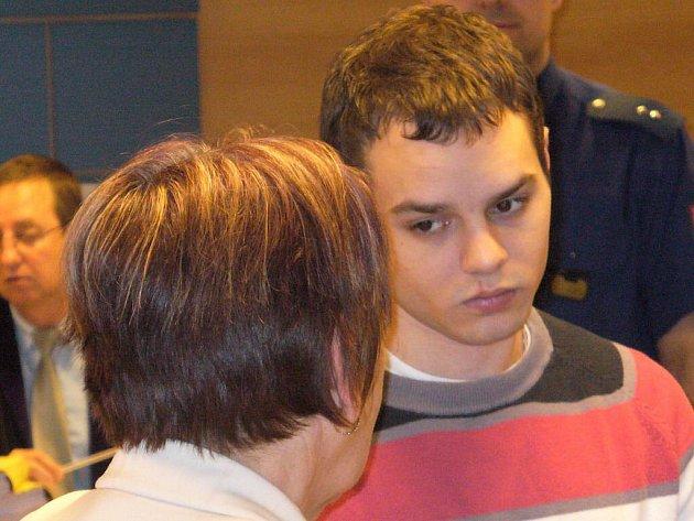 Stván Geszler u soudu