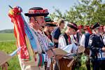 V sobotu 24. června a v neděli 25. června 2017 se v Mysločovicích konalo Starý hanácký právo.