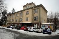 Bývalá budova soudu ve Zlíně.