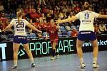 Házená ženy CZE Czech Republik - ISL Iceland