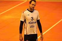 Volejbalisté Zlína. Michal Čechmánek