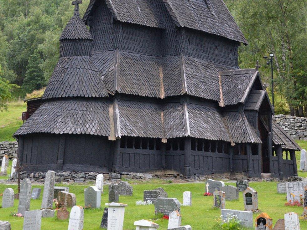 Norský hřbitov