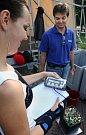 Zlíňané se v úterý 22. září poušeli překonat český rekord ve sběru použitých baterií a monočlánsků. Ten dosavadní drží Ústí Na Labem