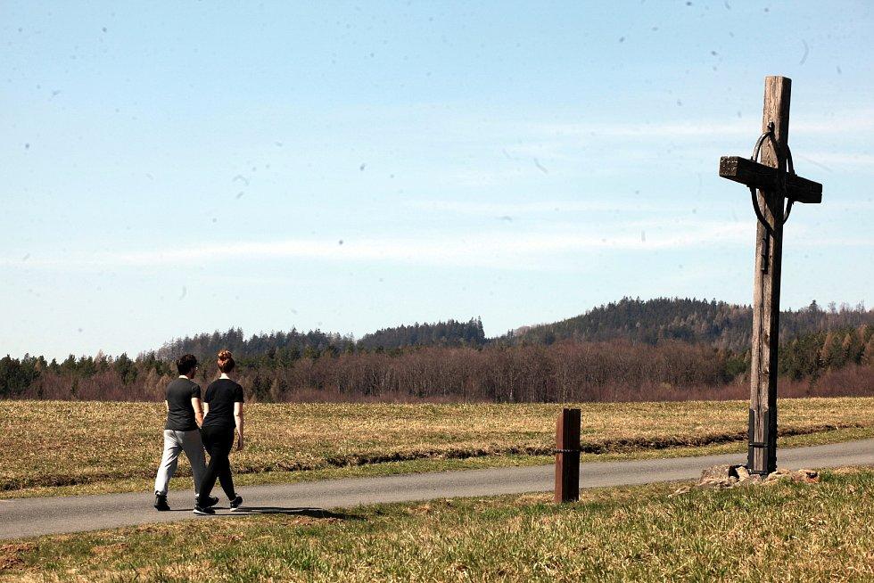 Křížové cesty ve Zlínském kraji: Vysoké Pole
