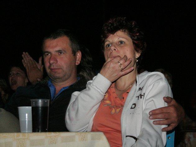 Obyvatelé Želechovic přijali výsledky referenda s nadšením.