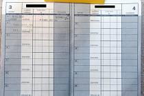 Seniorka přepsala částku ve vkladní knížce, snažila se vybrat 760 tisíc korun