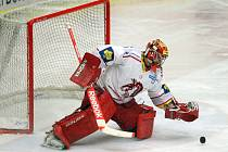 Hokejisté Zlína si poměřili ve čtvrtek 1. března síly v druhém zápase předkola Tipsport Extraligy s třinečtími Oceláři.