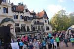 Zlínská zoo oslavila sedmdesátku.