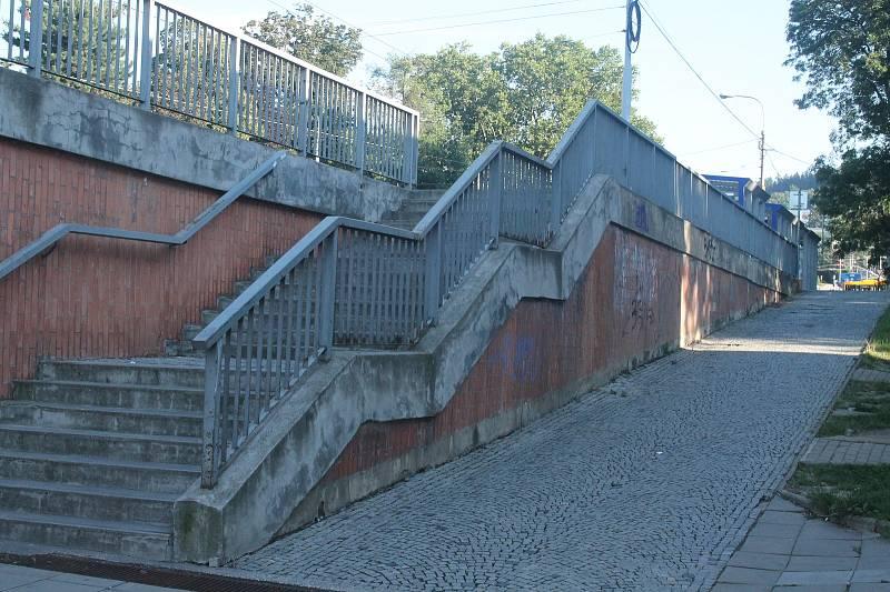 Ostudy Zlína: Autobusové nádraží