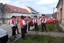 Velikonoce ve Fryštáku oslavili i členové Valašského souboru Kašava