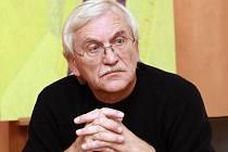 Architekt Ivan Bergmann.