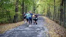Maraton v Třeboni 2021, Ondřej Velička