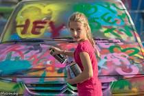 Graffiti Zlín.