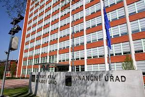 Budova Krajského úřadu ve Zlíně. Ilustrační foto.