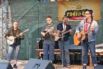 Libé country zněla areálem ve Zlíně-Malenovicích. Jako každý rok i letos se tam konal festival hudby Zlínský Woodstock.
