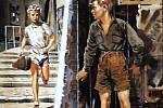 Výstava Ženy a jiná dobrodružství Bohumila Konečného, Zlínský zámek, Přístav volá, ilustrace knihy Jaroslava Foglara 1942