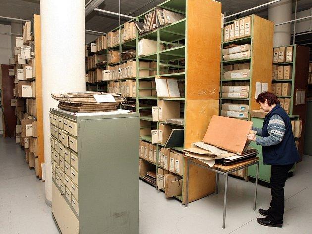 Baťovský archiv.