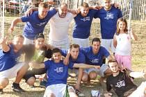 Turnaj v malé kopané ve Vlachově Lhotě Lhotka Cup 2018.