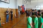 Memoriál Jiřího Ševčíka na Základní škole Trávníky v Otrokovicích