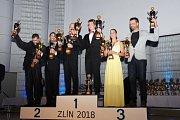 Vyhlášení výsledků ročníku 2018 v rallye proběhlo v pátek ve zlínském Kulturním centru