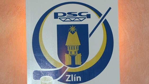 Nové logo zlínských extraligových hokejistů.