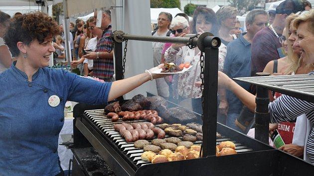 Garden Food Festival 2018 ve Zlíně
