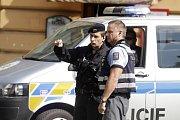 Policie před finále českého poháru