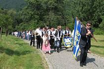 Oslavy 600 let v Provodově