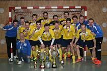 Zlínští sáloví fotbalisté i přes ekonomickou náročnost pošlou do Španělska to nejlepší.