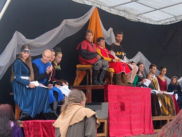 Svatováclavské slavnosti v Napajedlích