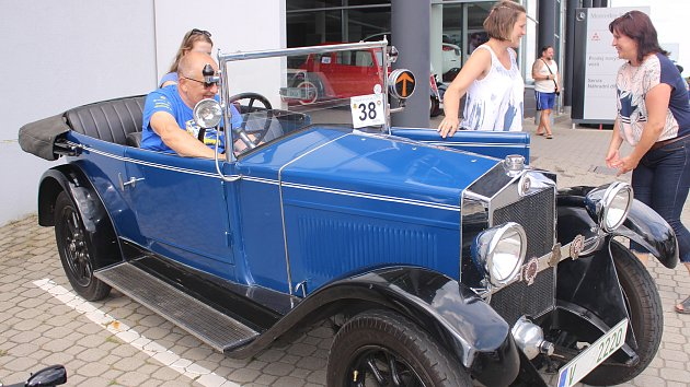 Zlínská Historic Rally 2019