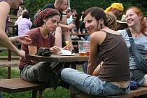 Bamboo Forest fest, který organizoval Bamboo klub ve spolupráci s Námořnickou uniií přilákal do Hvozdné na Zlínsku stovky návštěvníků.