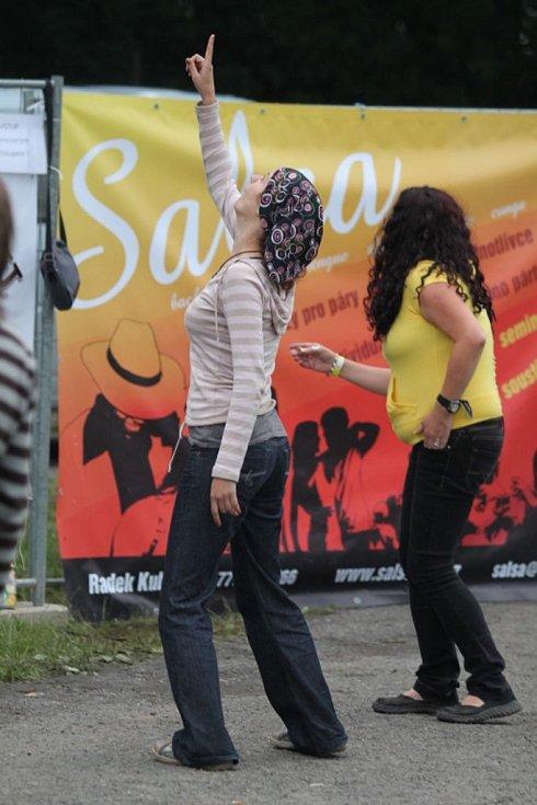 První ročník Letních slavností v Otrokovicích