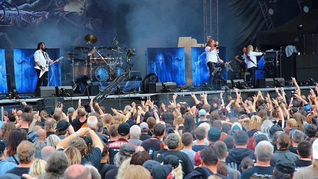 Festival Masters of Rock 2019 - pátek a sobota