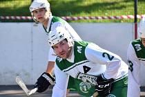 1. hokejbalová liga Pardubice B - Malenovice