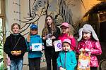 Nejmladší zlínská slonice Ulu slavila dvacetiny