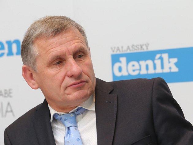 Hejtman Zlínského kraje Jiří Čunek