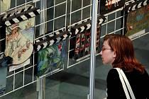 Zlínský filmový festival, výstava klapek