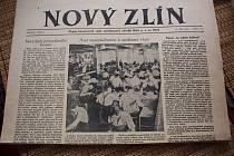 Osvobození Zlína 2.května 1945 - pamětník Zdeněk Rybka